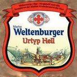 Weltenburger Kloster Urtyp Hell beer