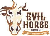Evil Horse Long Drive beer