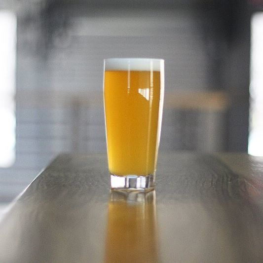 District 96 Amerikanisch beer Label Full Size