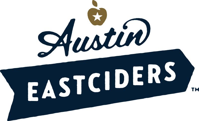 Austin Eastciders Blood Orange Cider beer Label Full Size