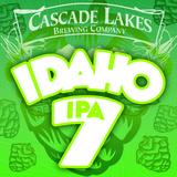 Cascade Lakes Idaho 7 IPA beer