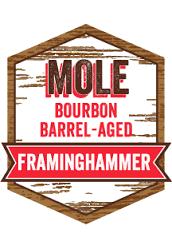 Jack's Abby Mole Barrel-Aged Framinghammer beer Label Full Size