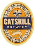 Catskill Little Stout with Coffee beer