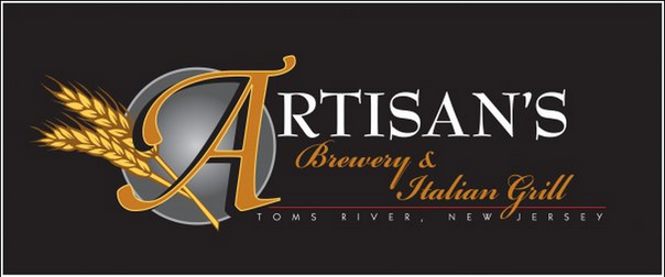 Artisan's Irish Red Ale beer Label Full Size
