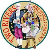 Two Rivers Brewing Company Freshet S IPA beer Label Full Size