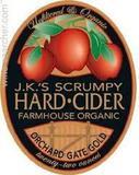JK Scrumpys Orchard Gate Gold Beer
