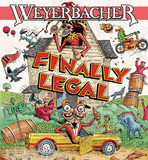 Weyerbacher Finally Legal BBA Stout Beer