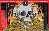 Toppling Goliath Fire Skulls & Money Beer