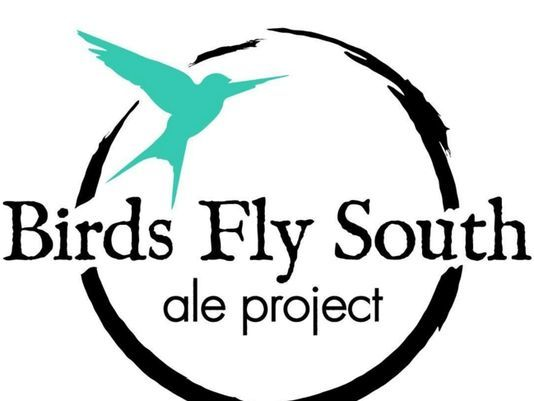 Birds fly south CIT CIT beer Label Full Size
