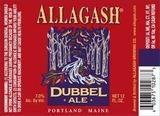 Allagash Dubbel Beer