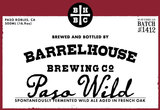 BarrelHouse Paso Wild beer
