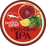 Dogfish Flesh and Blood Beer