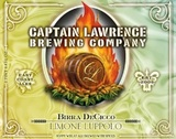 Captain Lawrence Birra DeCicco: Limone Luppolo 2012 Beer