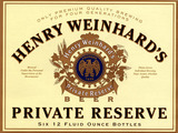 Henry Weinhard's Private Reserve Beer