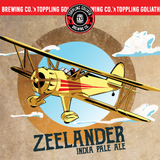 Toppling Goliath ZeeLander beer