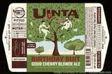 Uinta Birthday Suit 24 Anniversary Sour Cherry Blonde Beer