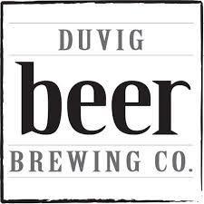 Duvig Pilot Pale Ale ESB beer Label Full Size