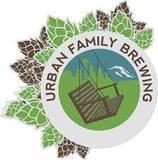 Urban Family Magnolia Redux Dry Hopped Farmhouse Ale beer Label Full Size