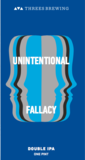 Threes Unintentional Fallacy beer