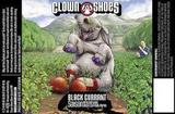 Clown Shoes Black Currant Saison Beer