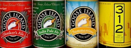 Goose Island Variety Pack beer Label Full Size