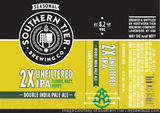 Southern Tier 2X Unfiltered  IPA Beer