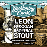 Neshaminy Creek County Leon Russian Imperial Stout Beer