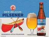 New Belgium Bohemian Pilsener Beer