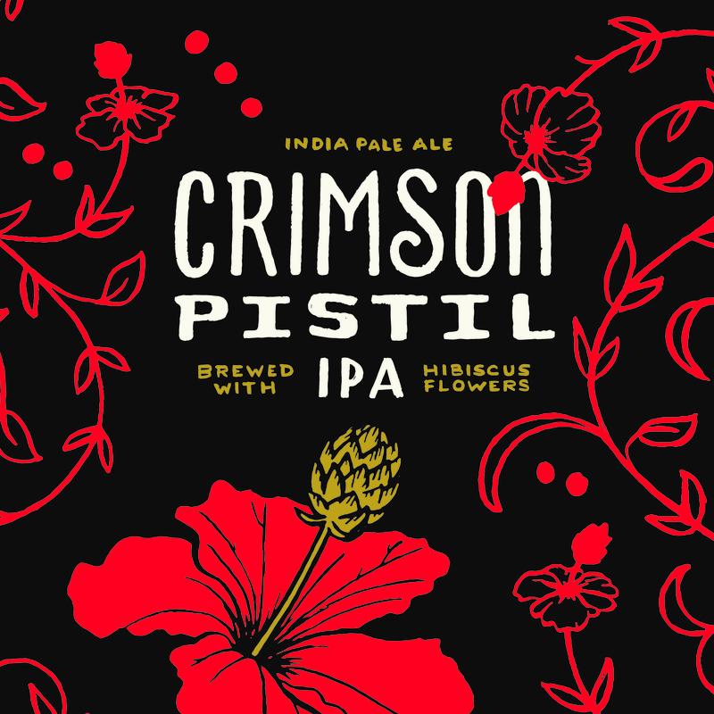 Troegs Crimson Pistil Beer
