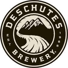 Deschutes Passion Fruit IPA beer Label Full Size