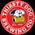 Mini thirsty dog terrier pale ale
