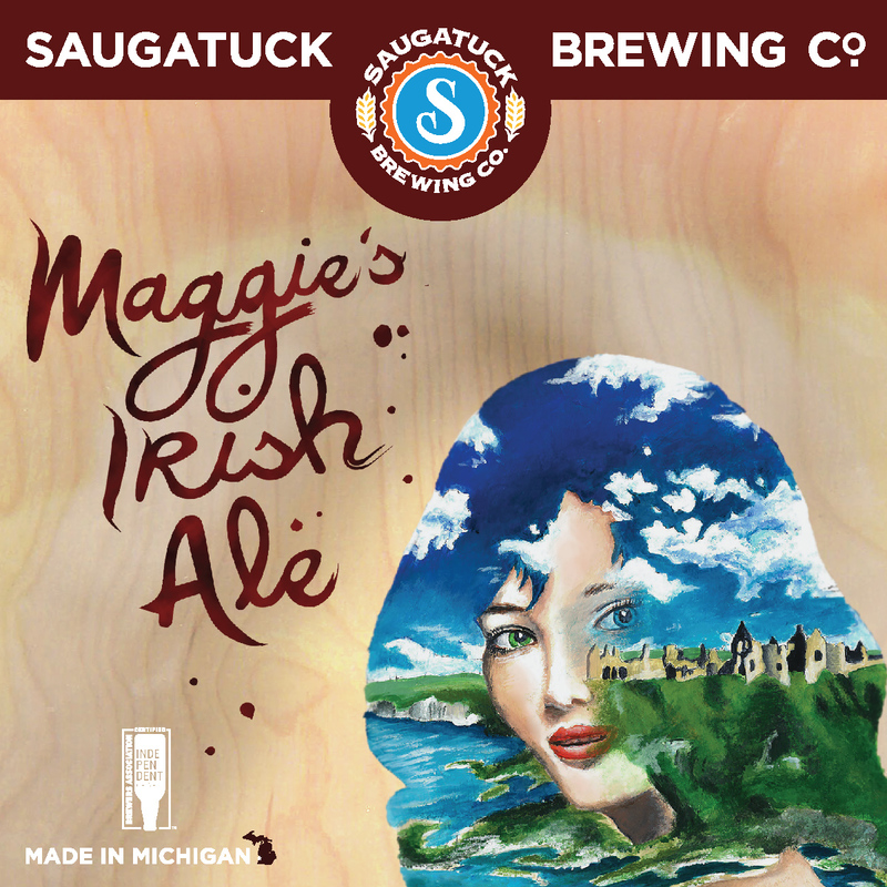 Saugatuck Maggie's Irish Ale Beer