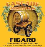 Cascade Figaro Ale 2014 beer