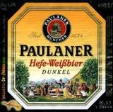 Paulaner Hefe-Weißbier Dunkel beer