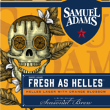 Samuel Adams Fresh As  Helles Beer