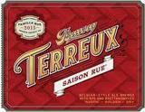 Bruery Terreux Saison beer