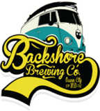 Backshore Hoop White Mango Tea Beer