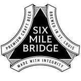 Six Mile Bridge Blood Orange Wit beer