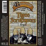 Black Husky Three Scrutineers beer