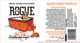 Rogue Hot Tub Scholarship Lager beer