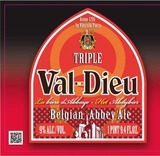 Val Dieu Triple Abbey Ale beer
