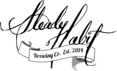 Steady Habit Boom Galaxy beer Label Full Size