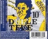 Dulle Teve Tripel beer