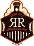 Rusty Rail Wolf King Warrio Nitro beer