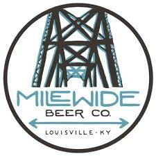 Mile Wide Gothic Castle beer Label Full Size