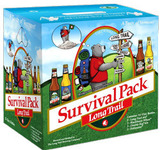 Long Trail Summer Survival Pack beer