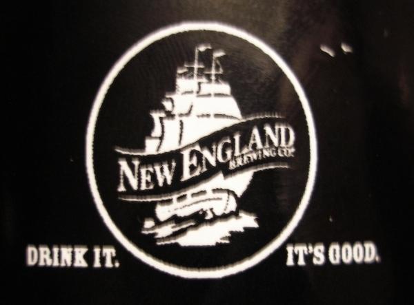 New England Elm City Pilsner beer Label Full Size