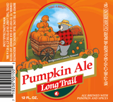 Long Trail Pumpkin Ale Beer