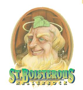 Victory St. Boisterous Hellerbock Beer