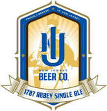 New Jersey Beer Company 1787 Abbey Single beer